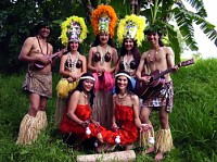 Atete's Hawaian Show