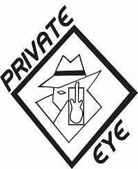 David Tipoki and Private Eye